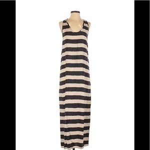 Joie 100% Silk Racerback Maxi Dress